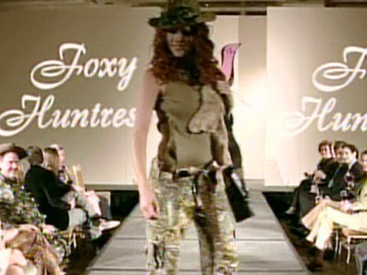 Foxy Huntress model