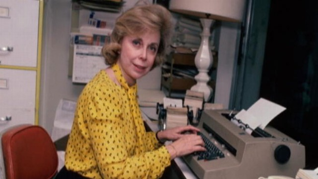 Video: Joyce Brothers, Psychologist, Dead at 85