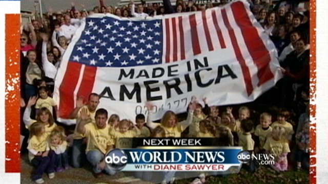 VIDEO: World News series offers a challenge to American consumers this Christmas.