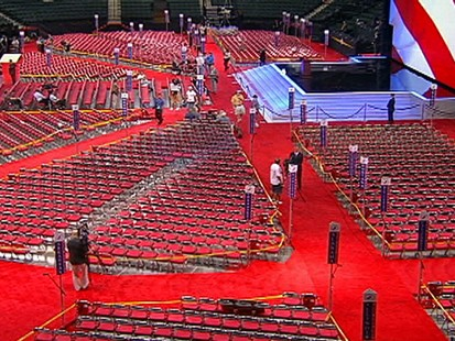 Republican National Convention Hall