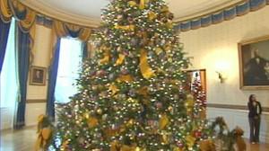 VIDEO: A White House Christmas