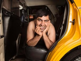 Photographers Create New York City Taxi Driver Calendar
