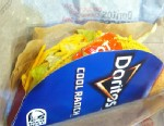 PHOTO: Taco Bell Cool Ranch Doritos Locos