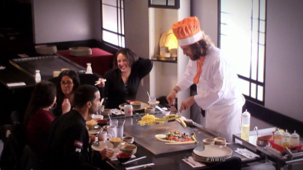 VIDEO: Hibachi Chef from Hell