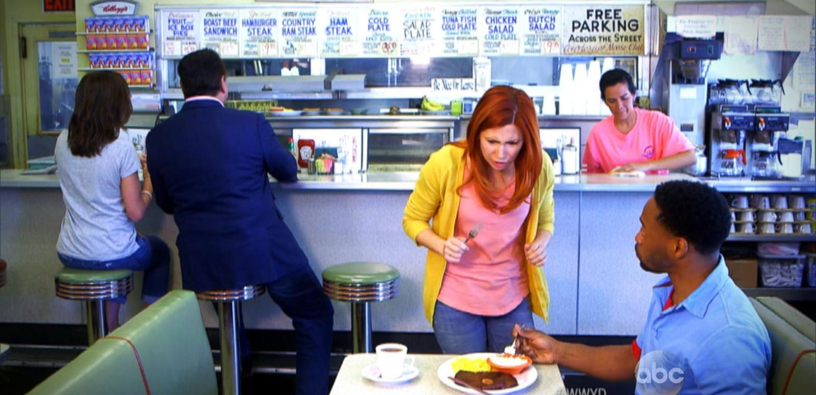 VIDEO: What Would You Do: Picky Customer Tries Other Customers' Meals Before Ordering