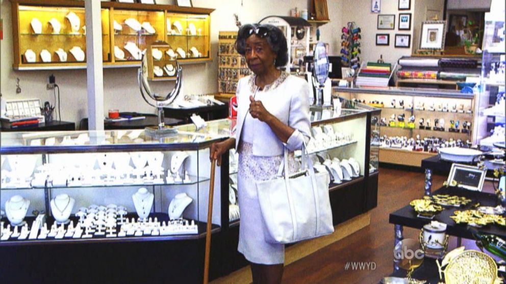VIDEO: What Would You Do: Grandma Shoplifts From Jewelry Store