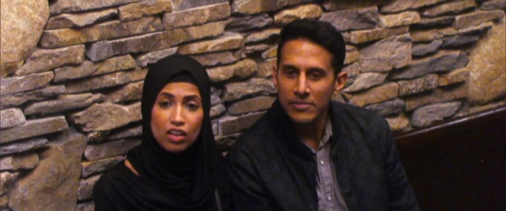 VIDEO: What Would You Do: Waitress discriminates against Muslim family