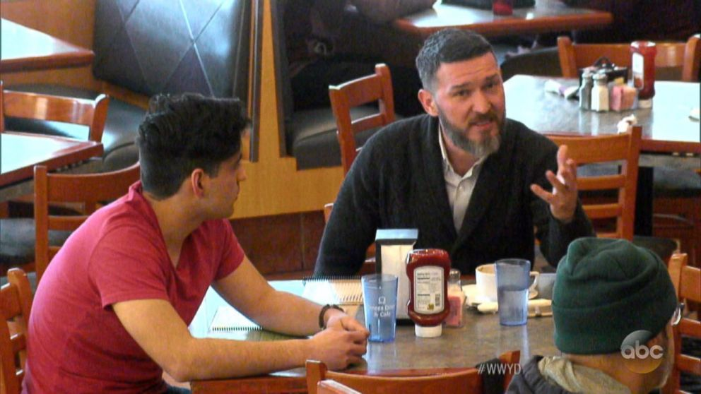 VIDEO: What Would You Do: Latino parents disagree with son coming out