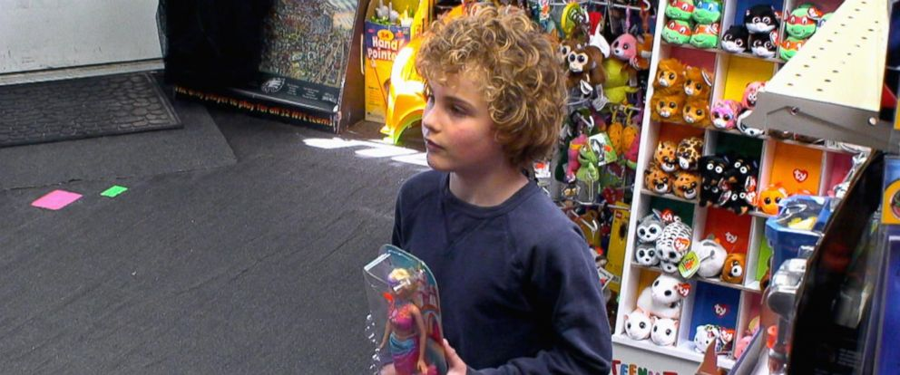 VIDEO: What Would You Do: Mom argues with child over gender appropriate toys