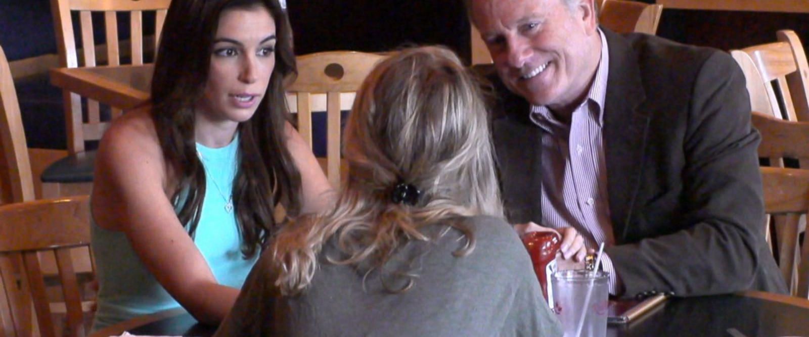 VIDEO: What Would You Do: Daughter disapproves of father's much younger girlfriend