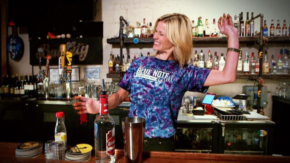 VIDEO: What Would You Do: Bartender treats bar as her personal space