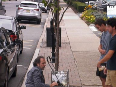 WATCH:  What Would You Do: Teen boys verbally, emotionally abuse homeless person