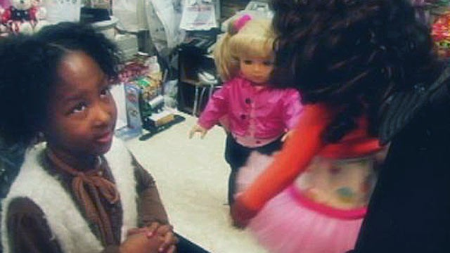 PHOTO Black Girl Wants White Doll: What Would You Do?