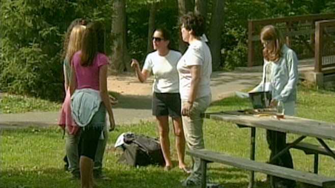 VIDEO: Hidden cameras catch bystanders' reactions to teen girl bullying.