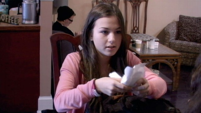 """VIDEO: Woman confronts teens in """"What Would You Do?"""" SAT cheating scene."""