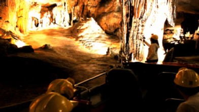 VIDEO: From dark caves to the wild jungle, see our favorite pit stops along route