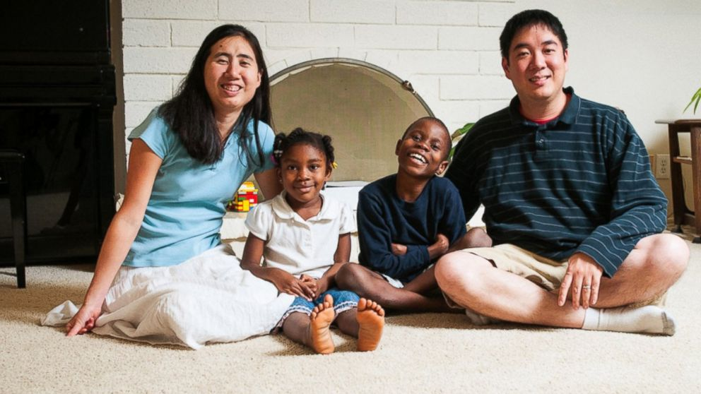 PHOTO: Couple in Qatar, Grace and Matthew Huang, deny starving their adopted daughter to sell organs.