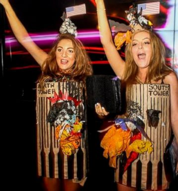 swns twin towers cotume nt 131106 14x15 384 Teens Burning Twin Towers Costume Causes Outrage