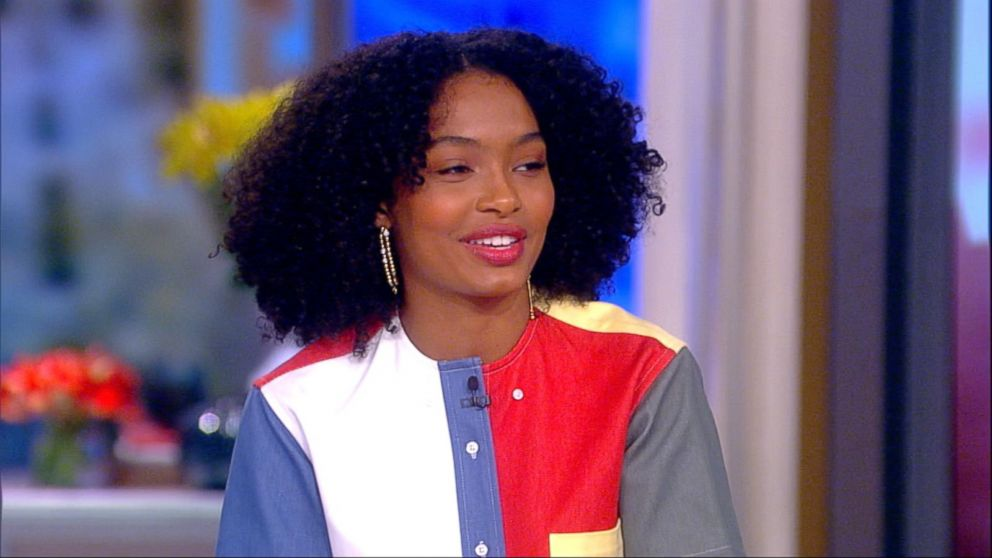 January 3, 2018: 'Black-ish' star Yara Shahidi joined as a guest co-host for a day of Hot Topics
