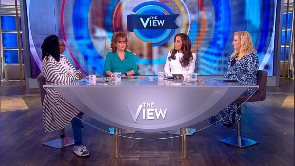 Florida school shooting: 'The View' reacts to the tragedy