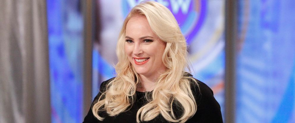 "PHOTO: Meghan McCain on ABCs ""The View,"" Nov. 6, 2017."