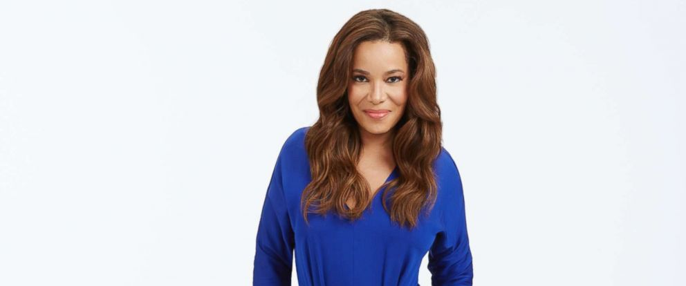 """PHOTO: Sunny Hustin co-hosts ABCs """"The View"""", Monday-Friday, 11 a.m. - 12 noon, ET, on the ABC Television Network."""