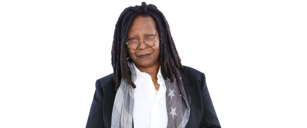 "PHOTO: Whoopi Goldberg is the moderator on ABCs ""The View"" which airs Monday-Friday (11:00 am-12:00 pm, ET) on the ABC Television Network."