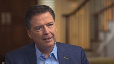 Comey interview: Was President Trump obstructing justice?