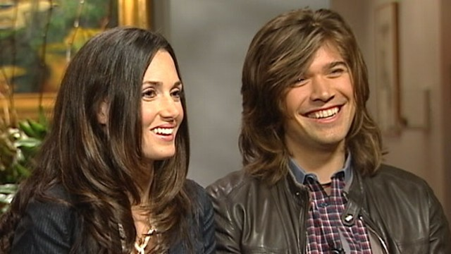 The Hardest Part Of Marrying A Hanson Video Abc News