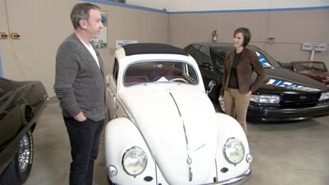 Inside Tim Allen's Incredible Garage Video - ABC News