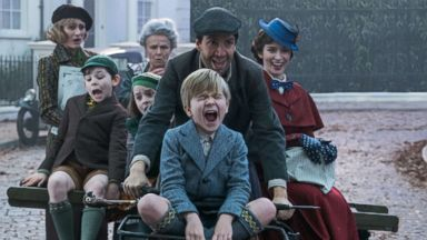 'Mary Poppins Returns,' Lin Manuel Miranda and Emily Blunt score Golden Globes nominations