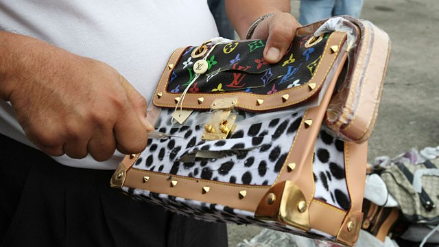 Louis Vuitton and Counterfeiting