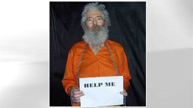 levinson robert iran fbi agent kidnapped former ex released 2007 obama