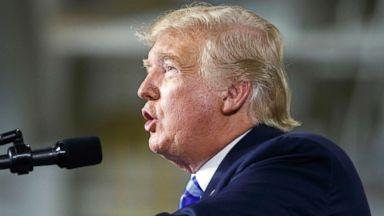 Trump's military parade is postponed until 2019
