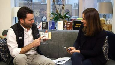 Co-founder of RxBar on 'Real Biz with Rebecca Jarvis'