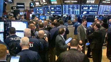 Dow Jones opens in correction territory