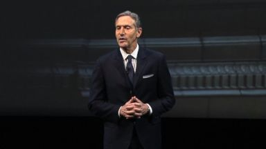 Starbucks executive chairman Howard Schultz is stepping down