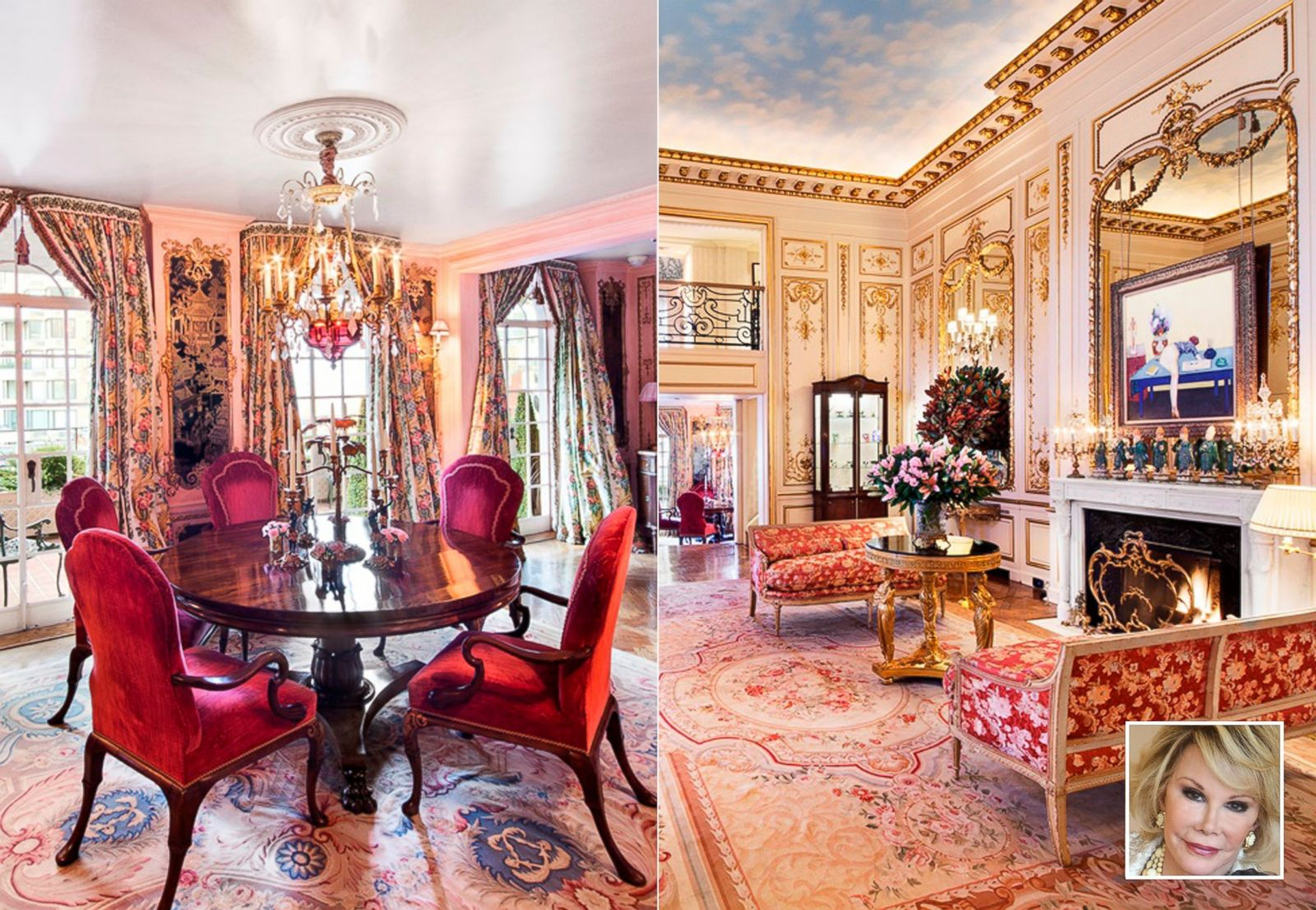 Joan Rivers 28 Million Penthouse Listed For Sale Picture