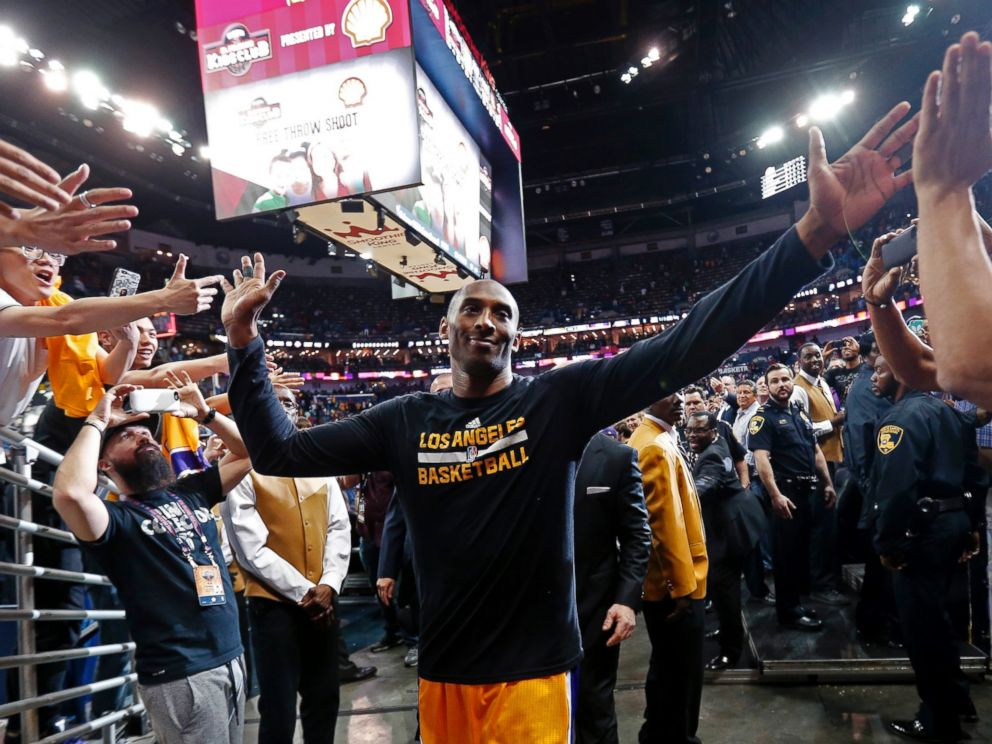 Nba Basketball Los Angeles Lakers: The Stunning Prices People Are Paying To Watch Kobe Bryant