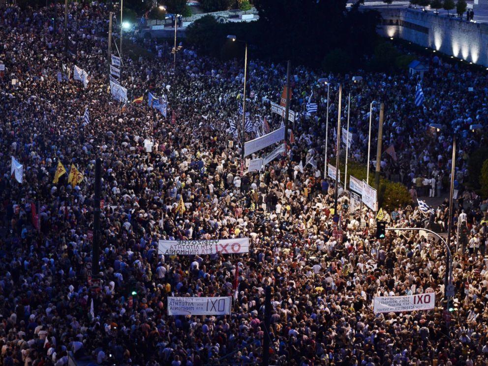 Greece crisis essay