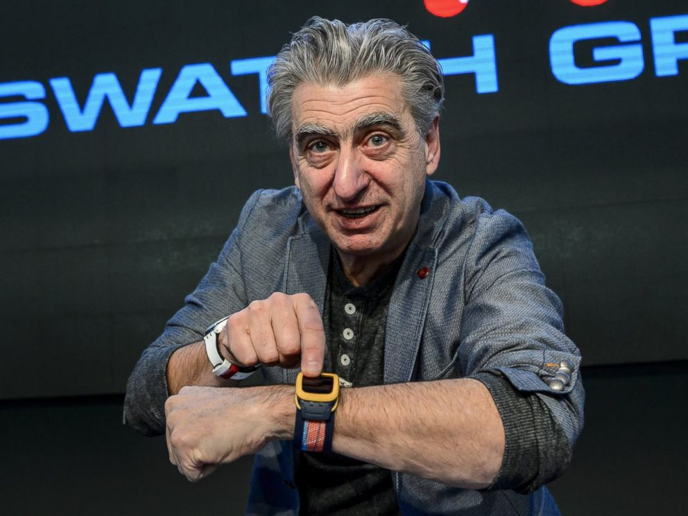 Swatch smartwatch will not be a mobile phone on the wrist