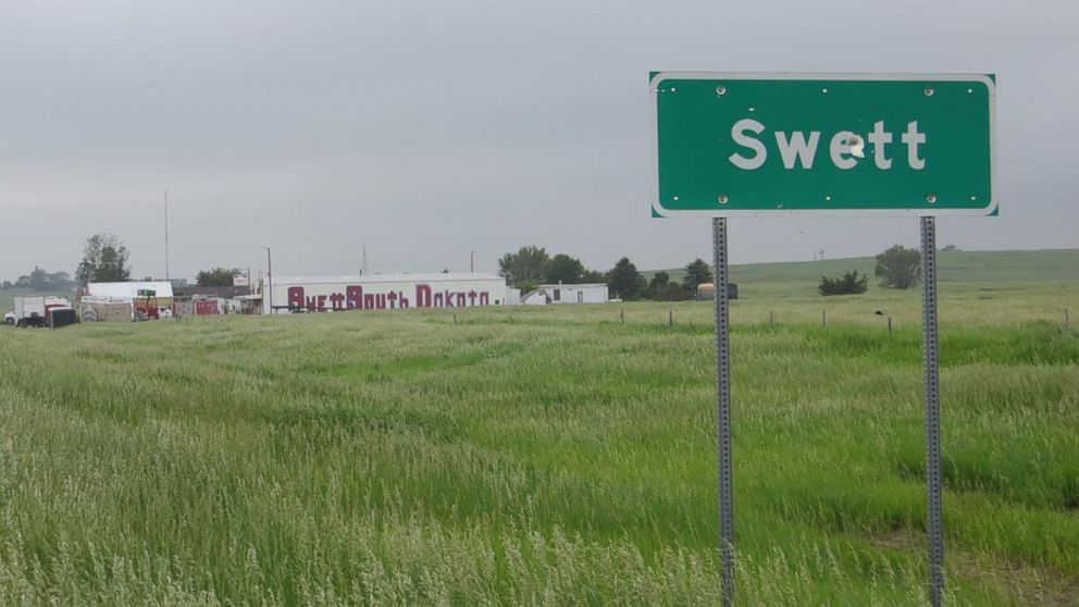 Swett South Dakota And Other Towns For Sale Abc News