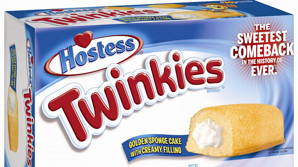 Twinkies Make Official...