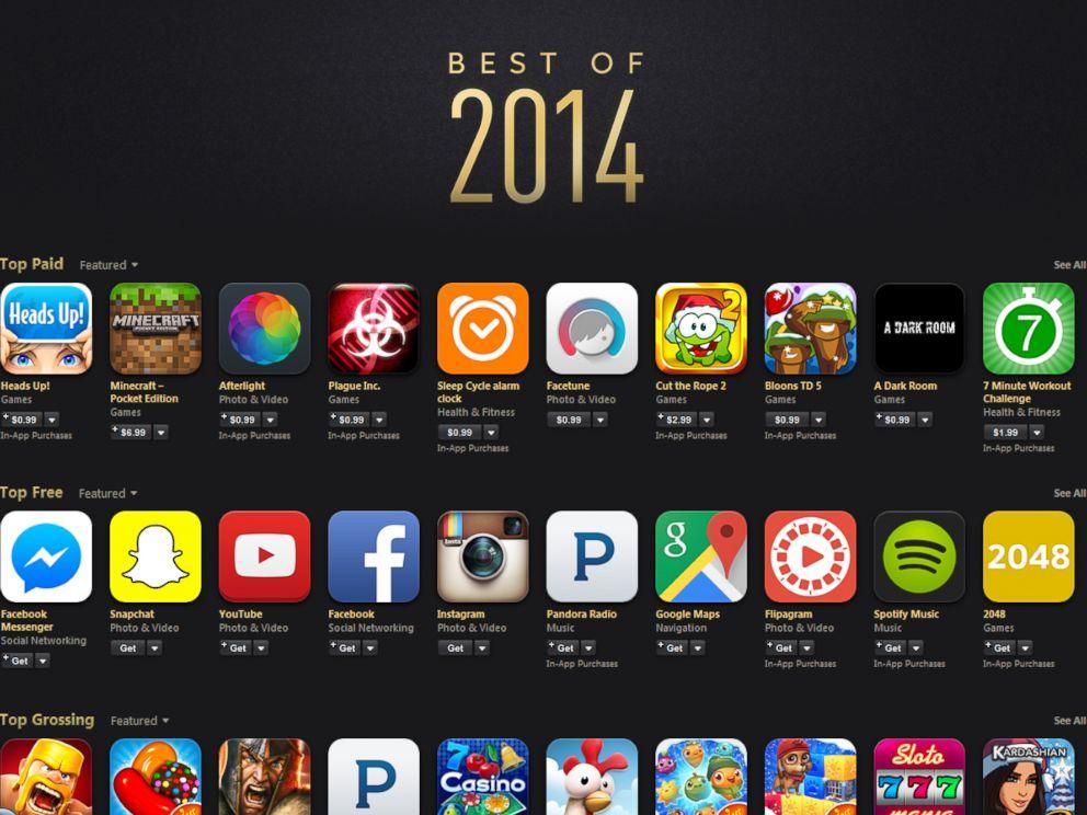 Top App Spiele
