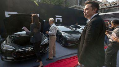 Tesla breaks ground on factory in Shanghai