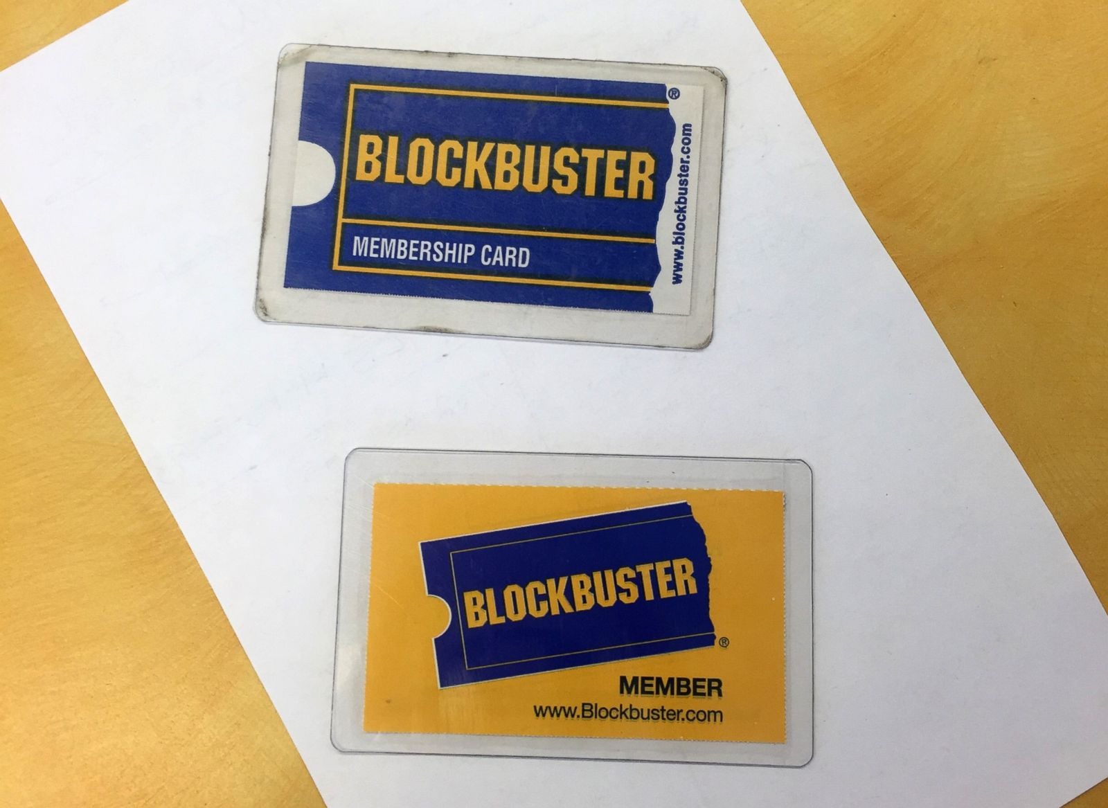 Last Blockbuster On Earth Mints New Memberships Every Day Abc News