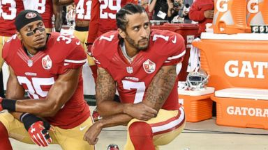 Colin Kaepernick among 8 honored at Harvard for contributions to black history