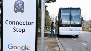Google employee killed by company bus