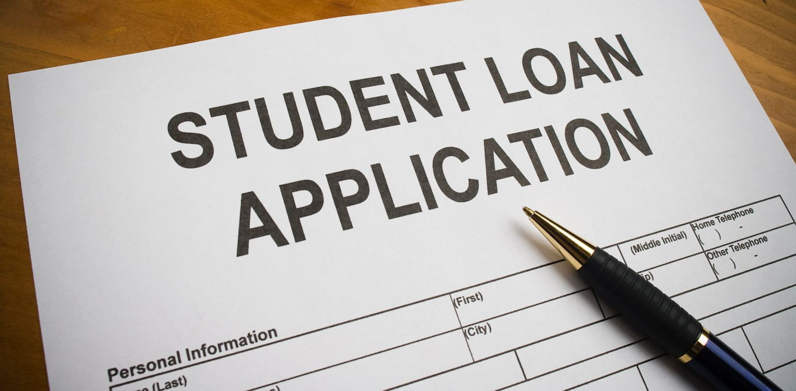 what do i need to apply for a student loan at standard bank