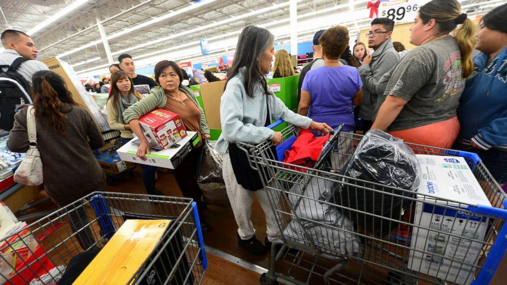 No More Riots At Walmart Over Black Friday And